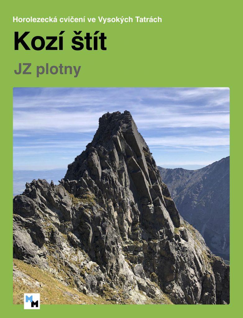 Titulka Kozí štít - JZ plotny