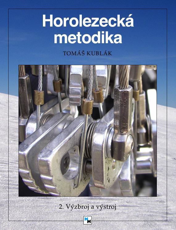 Titulka - Horolezecká metodika - 2. díl