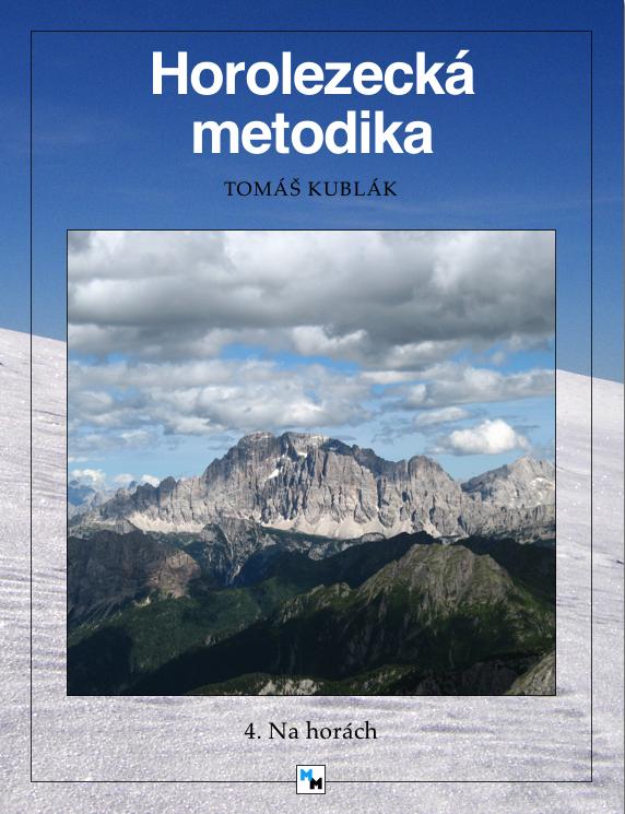 Titulka - Horolezecká metodika - 4. díl