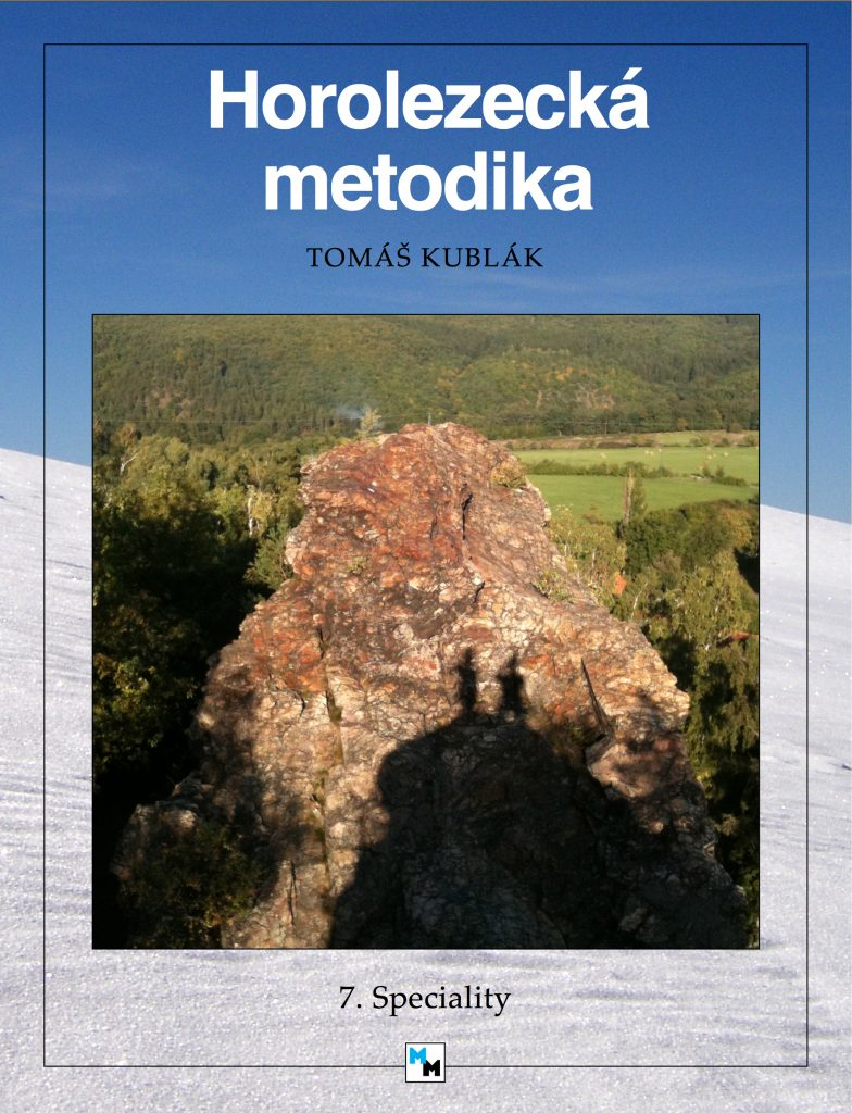Titulka - Horolezecká metodika - 7. díl